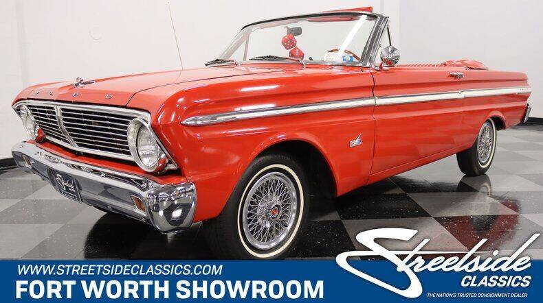 1965 Ford Falcon for sale in Fort Worth, TX