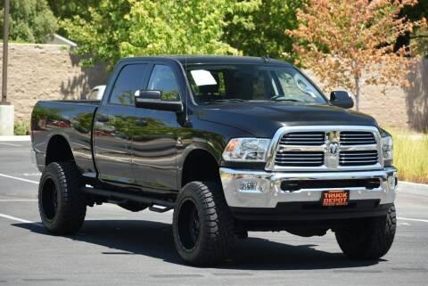 2016 RAM Ram Pickup 2500 for sale at Sac Truck Depot in Sacramento CA