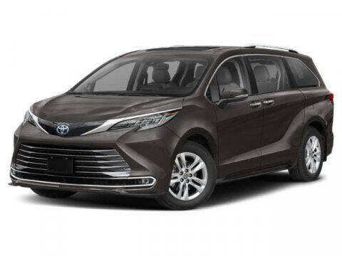 2021 Toyota Sienna for sale at BEAMAN TOYOTA in Nashville TN