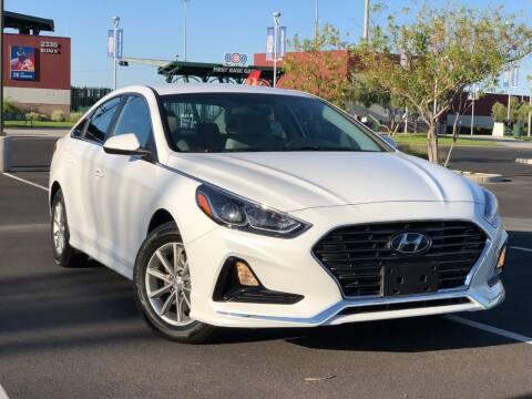 2019 Hyundai Sonata for sale at AKOI Motors in Tempe AZ