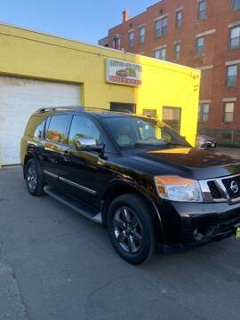 2014 Nissan Armada for sale at Hartford Auto Center in Hartford CT