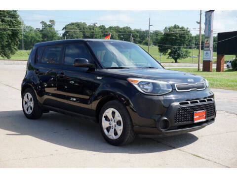 2014 Kia Soul for sale at Sand Springs Auto Source in Sand Springs OK