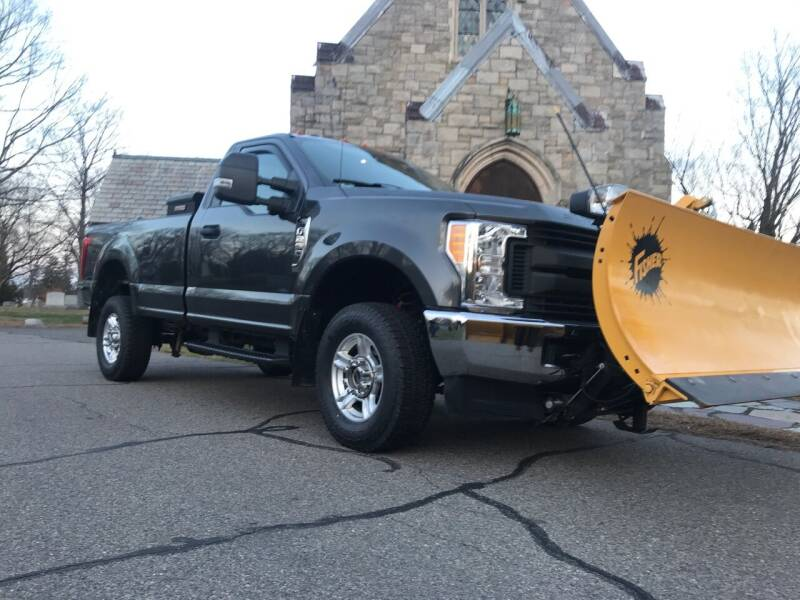2017 Ford F-250 Super Duty for sale at Reynolds Auto Sales in Wakefield MA