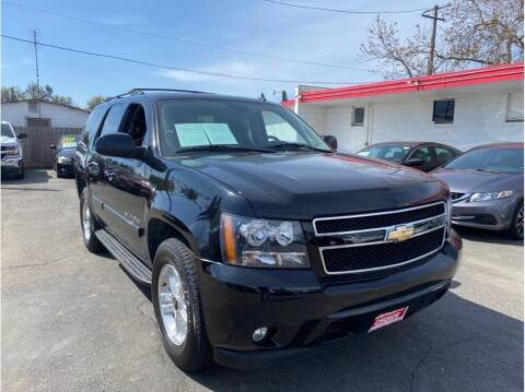 2009 Chevrolet Tahoe for sale at Dealers Choice Inc in Farmersville CA