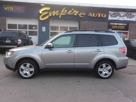 2009 Subaru Forester for sale at Empire Auto Sales in Sioux Falls SD