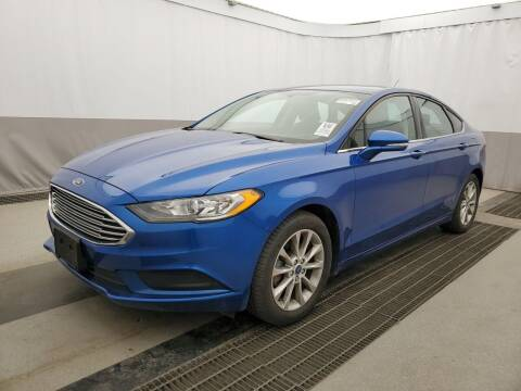 2017 Ford Fusion for sale at C & M Auto Sales in Detroit MI