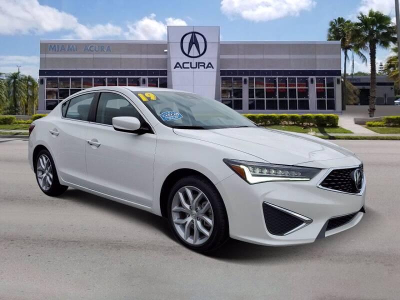 2019 Acura ILX for sale in Miami, FL