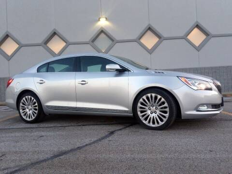 2015 Buick LaCrosse for sale at Double Take Auto Sales LLC in Dayton OH