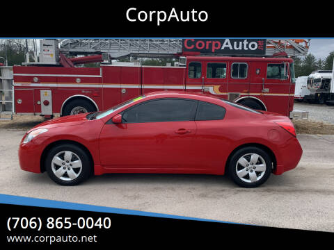 2008 Nissan Altima for sale at CorpAuto in Cleveland GA