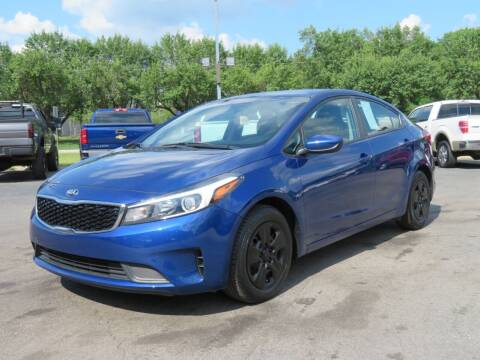 2018 Kia Forte for sale at Low Cost Cars North in Whitehall OH