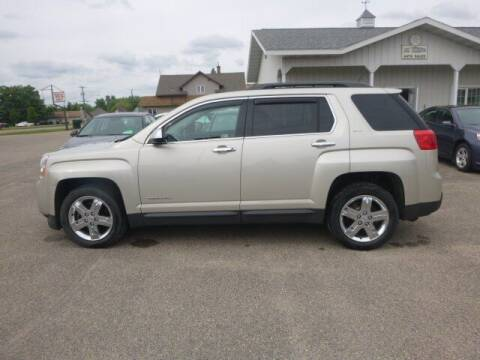 2013 GMC Terrain for sale at JIM WOESTE AUTO SALES & SVC in Long Prairie MN