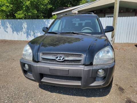2006 Hyundai Tucson for sale at Dick Smith Auto Sales in Augusta GA
