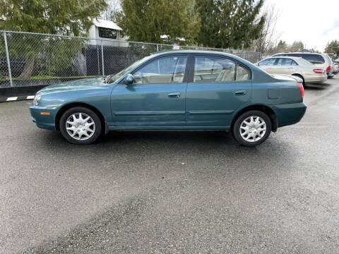 2006 Hyundai Elantra for sale at Primo Auto Sales in Tacoma WA