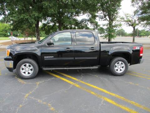 2012 GMC Sierra 1500 for sale at A & P Automotive in Montgomery AL