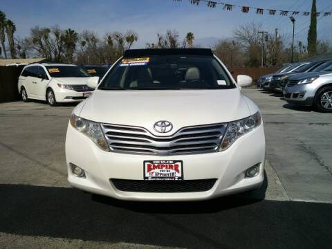 2010 Toyota Venza for sale at Empire Auto Sales in Modesto CA