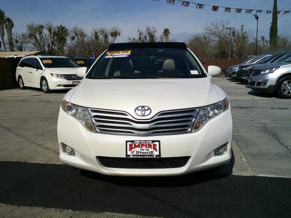 2010 Toyota Venza for sale at Empire Auto Sales in Modesto CA
