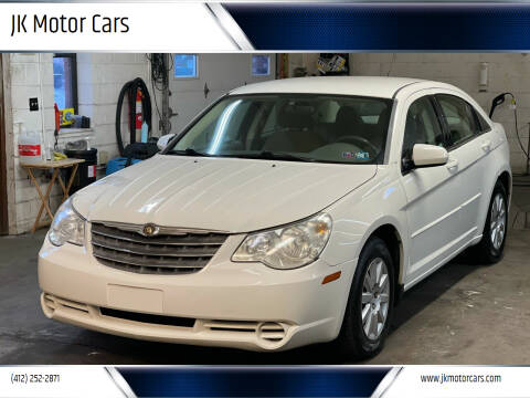 2007 Chrysler Sebring for sale at JK Motor Cars in Pittsburgh PA