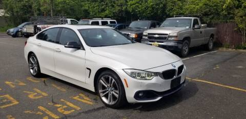 2015 BMW 4 Series for sale at Central Jersey Auto Trading in Jackson NJ