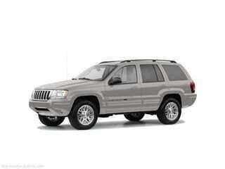 2004 Jeep Grand Cherokee for sale at West Motor Company in Hyde Park UT