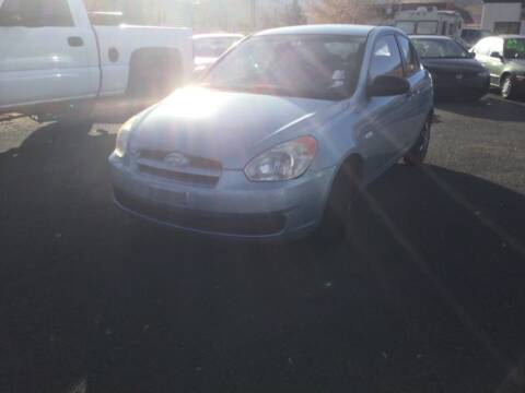 2008 Hyundai Accent for sale at Small Car Motors in Carson City NV