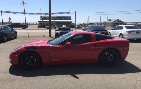 2006 Chevrolet Corvette for sale at First Choice Auto Sales in Bakersfield CA