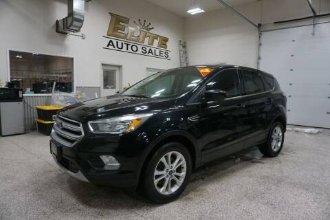 2017 Ford Escape for sale at Elite Auto Sales in Ammon ID