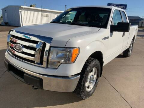 2010 Ford F-150 for sale at Keller Motors in Palco KS