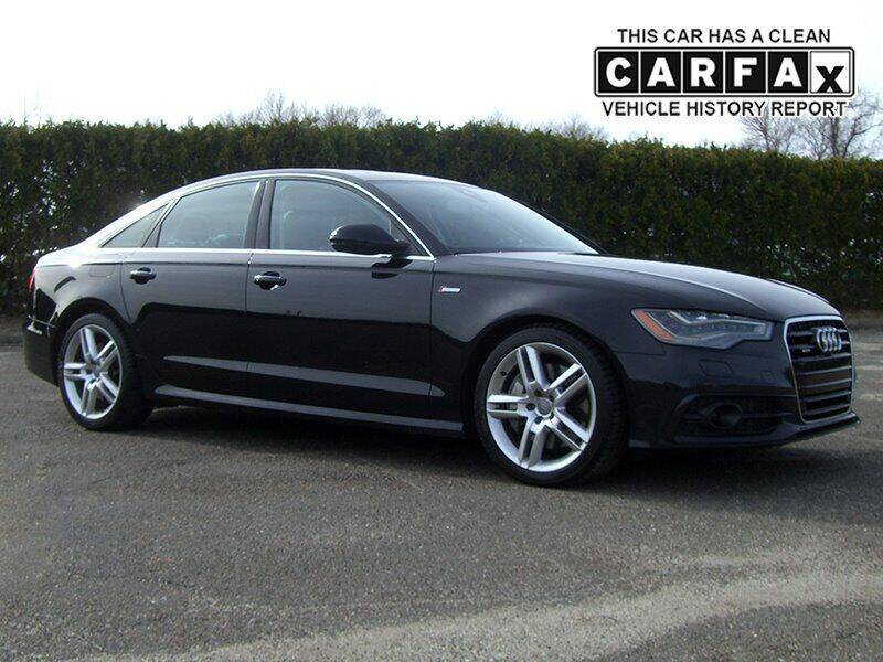 2014 Audi A6 for sale at Atlantic Car Company in East Windsor CT