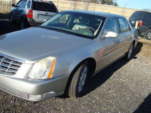 2008 Cadillac DTS for sale at Branch Avenue Auto Auction in Clinton MD