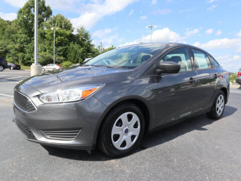 2018 Ford Focus for sale at RUSTY WALLACE KIA OF KNOXVILLE in Knoxville TN