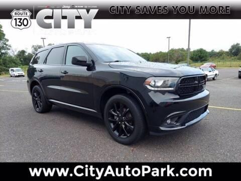 2018 Dodge Durango for sale at City Auto Park in Burlington NJ