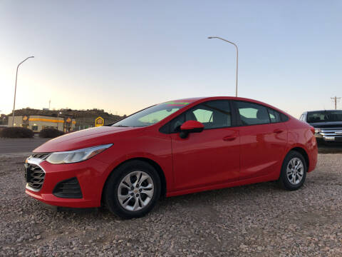 2019 Chevrolet Cruze for sale at 1st Quality Motors LLC in Gallup NM