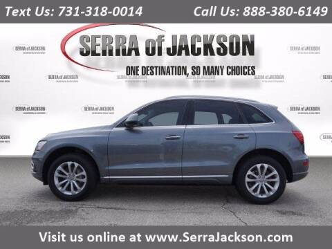 2017 Audi Q5 for sale at Serra Of Jackson in Jackson TN