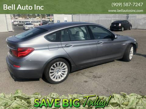 2012 BMW 5 Series for sale at Bell Auto Inc in Long Beach CA