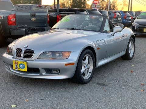1997 BMW Z3 for sale at Milford Auto Mall in Milford MA