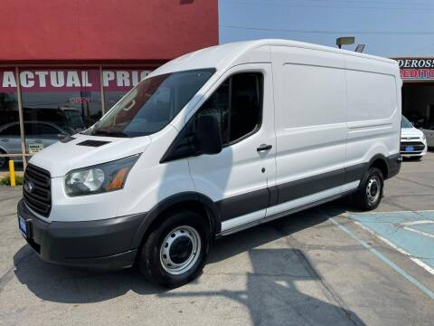 2015 Ford Transit Cargo for sale at Sanmiguel Motors in South Gate CA