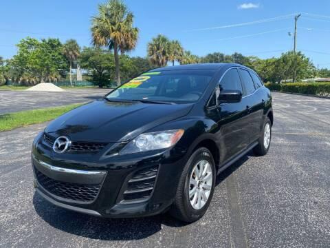2011 Mazda CX-7 for sale at Lamberti Auto Collection in Plantation FL
