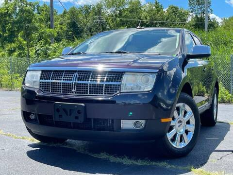 2007 Lincoln MKX for sale at MAGIC AUTO SALES in Little Ferry NJ