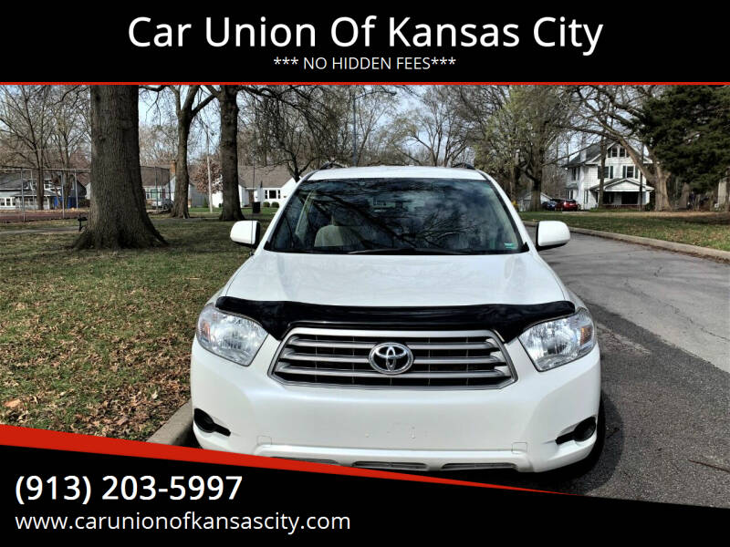 2010 Toyota Highlander for sale at Car Union Of Kansas City in Kansas City MO