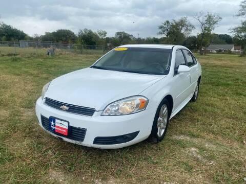 2011 Chevrolet Impala for sale at LA PULGA DE AUTOS in Dallas TX