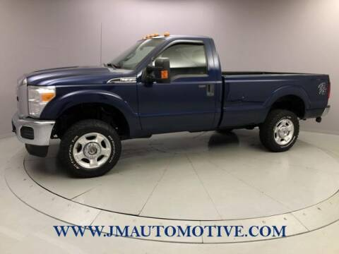2012 Ford F-350 Super Duty for sale at J & M Automotive in Naugatuck CT
