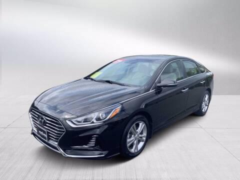 2018 Hyundai Sonata for sale at Fitzgerald Cadillac & Chevrolet in Frederick MD