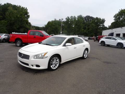2009 Nissan Maxima for sale at United Auto Land in Woodbury NJ