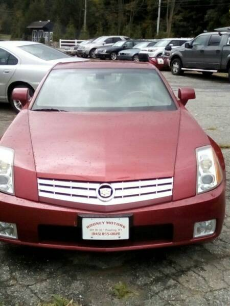 2004 Cadillac XLR for sale at Rooney Motors in Pawling NY