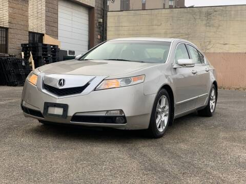 2009 Acura TL for sale at Innovative Auto Group in Little Ferry NJ