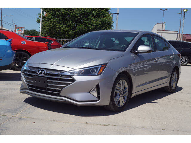 2020 Hyundai Elantra for sale at Watson Auto Group in Fort Worth TX