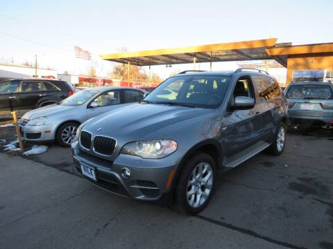 2012 BMW X5 for sale at Nile Auto Sales in Denver CO