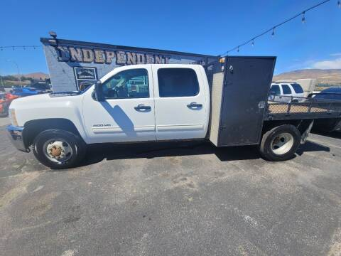 2012 Chevrolet Silverado 3500HD for sale at Independent Performance Sales & Service in Wenatchee WA