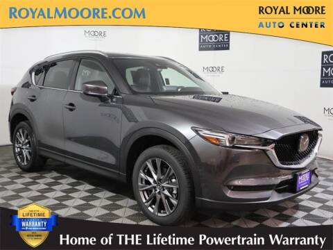 2021 Mazda CX-5 for sale at Royal Moore Custom Finance in Hillsboro OR