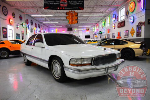 1996 Buick Roadmaster for sale at Classics and Beyond Auto Gallery in Wayne MI